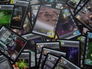 Race for the Galaxy cards