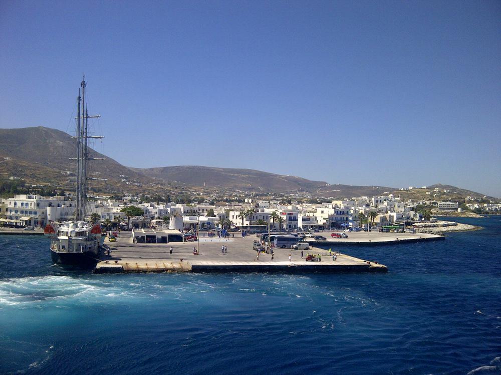 Sun, sea and strategy: Alea Apartments, Paros, Greece (2/6)