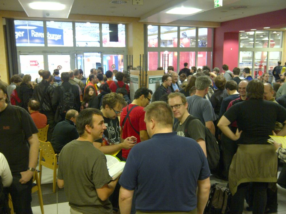 My first Essen Spieltage, aged 42-and-a-half: board game paradise (1/6)