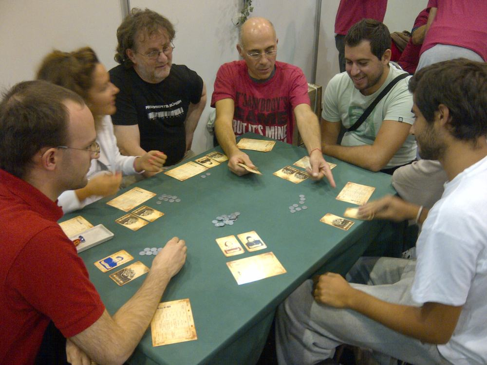 My first Essen Spieltage, aged 42-and-a-half: board game paradise (5/6)
