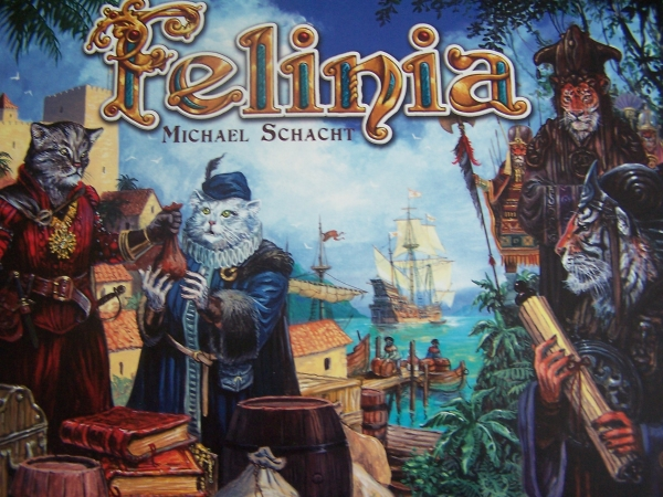Felinia: A four-sided game review (1/5)