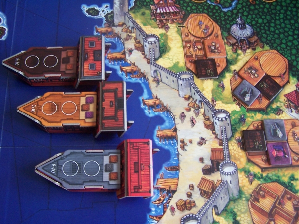 Felinia: A four-sided game review (2/5)