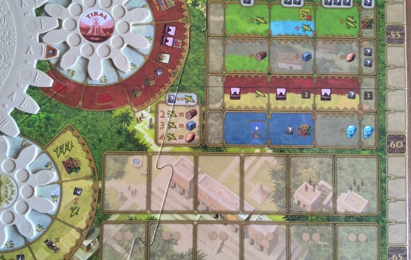 Tzolk'in: The Mayan Calendar: A four-sided game review (2/6)