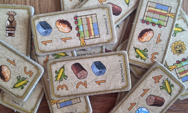 Tzolk'in: The Mayan Calendar: A four-sided game review (4/6)