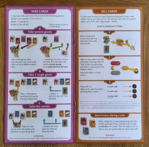 Jaipur rulebook