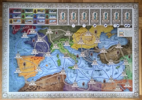 Concordia: A four-sided game review (1/6)