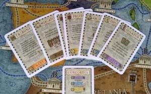 Concordia action cards