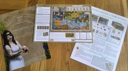 Concordia: A four-sided game review (2/6)