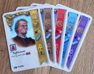 Bruges cards