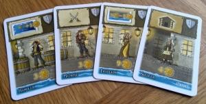 Handler people cards