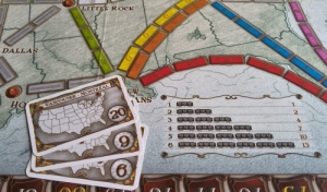 Ticket to Ride points