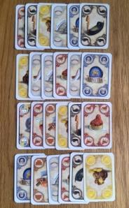 Rialto cards