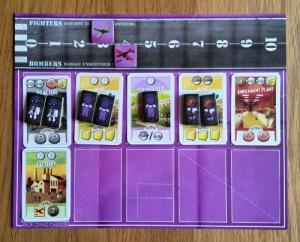 manhattan project player board