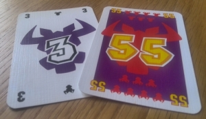 6 Nimmt cards