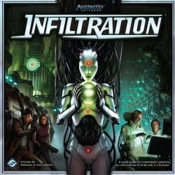Infiltration box