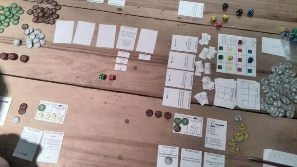 How to design a board or card game: 10 prototyping tips (1/6)