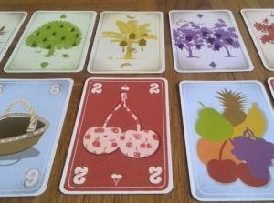 Cherry Picking cards