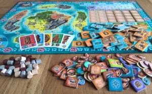 Bora Bora board and bits