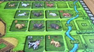 El Gaucho cows