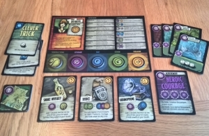 Ancient Terrible Things player board