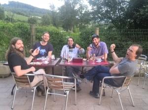 France 2014 the gang