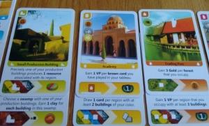 Deus cards