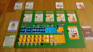 TTA player board